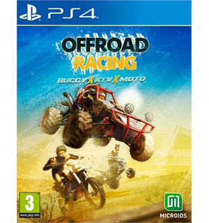 OffRoad Racing PS4