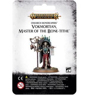 Ossiarch Bonereapers Vokmortian Warhammer Age of Sigmar