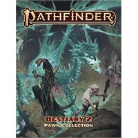 Pathfinder 2nd Ed Bestiary 2 Pawn Box Second Edition RPG - 300+ Standees