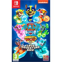 Paw Patrol Mighty Pups Switch Mighty Pups Save Adventure Bay