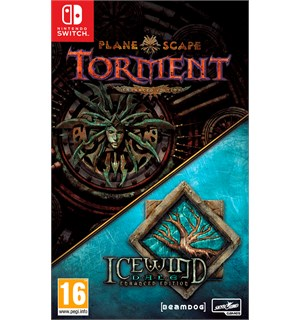 Planescape Torment/Icewind Dale Switch Enhanced Edition