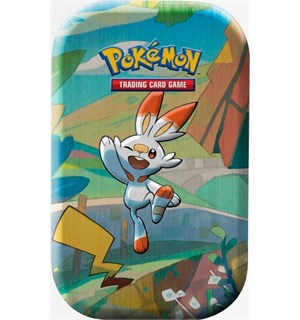 Pokemon Mini Tin Galar Pals Scorbunny
