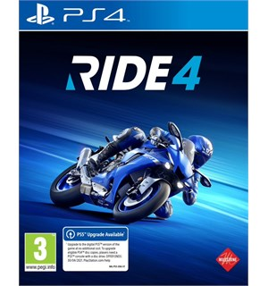 Ride 4 PS4