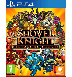 Shovel Knight Treasure Trove PS4