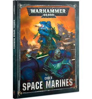 Space Marines Codex 2019 Edition