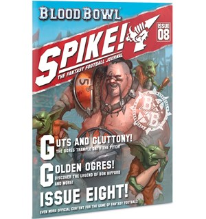 Spike Journal Issue 8 Blood Bowl