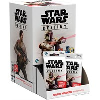 Star Wars Destiny Covert Mission Display 36 boostere