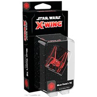 Star Wars X-Wing Major Vonregs TIE Exp Utvidelse til Star Wars X-Wing 2nd Ed