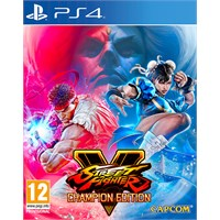 Street Fighter 5 Champion Edition PS4 Street Fighter V