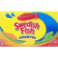 Swedish Fish Assorted - 99g