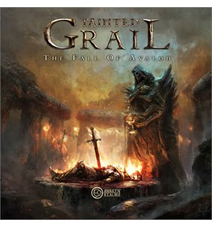 Tainted Grail Fall of Avalon Brettspill Core Box - Grunnspill
