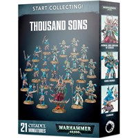 Thousand Sons Start Collecting Warhammer 40K
