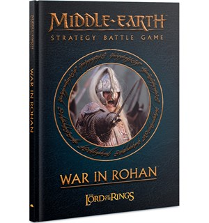 War in Rohan (Bok) Middle-Earth Strategy Battle Game