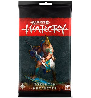Warcry Cards Tzeentch Arcanites