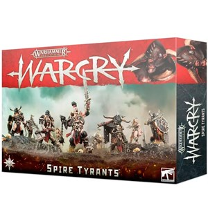 Warcry Warband Spire Tyrants