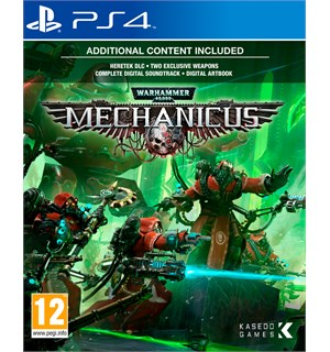 Warhammer 40K Mechanicus PS4