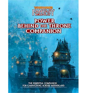 Warhammer RPG Power Behind Throne Compan Warhammer Fantasy - Enemy Within