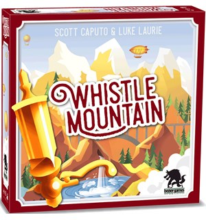 Whistle Mountain Brettspill