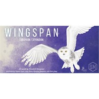 Wingspan European Expansion Utvidelse til Wingspan