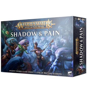 Age of Sigmar Shadow and Pain Warhammer Age of Sigmar Startsett