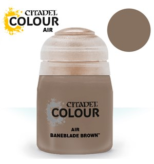 Airbrush Paint Baneblade Brown 24ml Maling til Airbrush