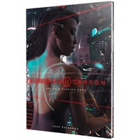 Altered Carbon RPG Core Rulebook
