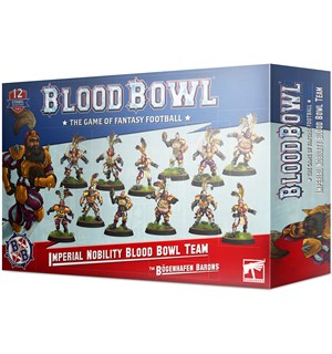 Blood Bowl Team Imperial Nobility