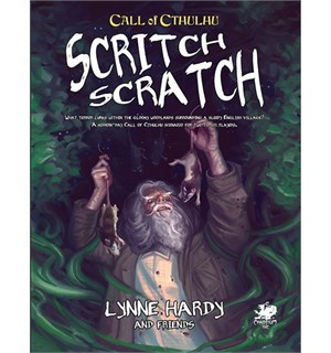 Call of Cthulhu Scritch Scratch Call of Cthulhu RPG Starter Scenario