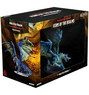 D&D Figur Icons Adult Blue Dragon Icons of the Realms Premium Figure