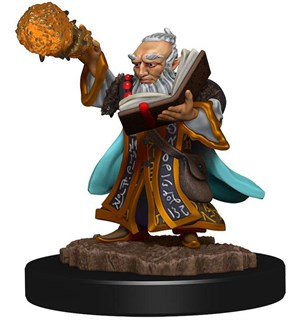 D&D Figur Icons Gnome Wizard Male Icons of the Realm Premium Figures