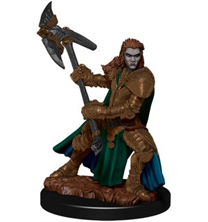 D&D Figur Icons Half-Orc Fighter Female Icons of the Realm Premium Figures