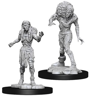 D&D Figur Nolzur Drowned Assassin/Asceti Nolzur's Marvelous Miniatures - Umalt