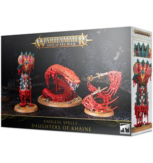 Daughters of Khaine Endless Spells Warhammer Age of Sigmar