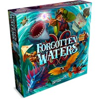 Forgotten Waters Brettspill A Crossroads Game