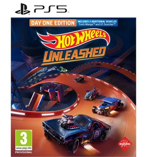 Hot Wheels Unleashed Day One PS5 Pre-order og få Sportscars Pack DLC