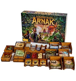 Lost Ruins of Arnak Insert