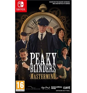 Peaky Blinders Mastermind Switch
