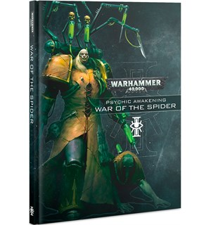 Psychic Awakening 8 War of the Spider Warhammer 40K