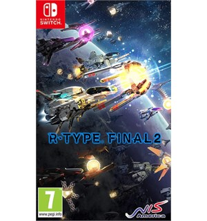 R-Type Final 2 Switch Inaugural Flight Edition
