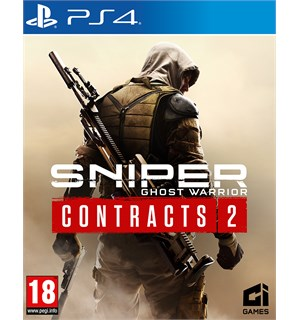 Sniper Ghost Warrior Contracts 2 PS4 Pre-order og få in-game bonuser