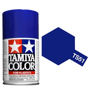 Tamiya Airspray TS-51 Racing Blue Tamiya 85051 - 100ml