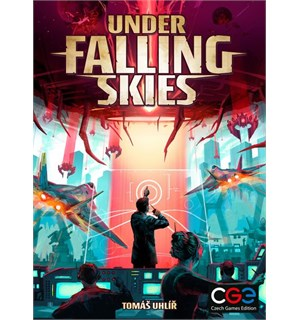 Under Falling Skies Brettspill