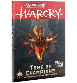 Warcry Rules Tome of Champions 2020 Warhammer Age of Sigmar