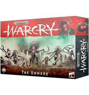 Warcry Warband The Unmade Warhammer Age of Sigmar