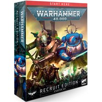 Warhammer 40K Recruit Edition Startsett for Warhammer 40K
