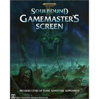 Warhammer RPG Soulbound GM Screen Age of Sigmar