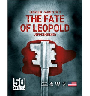 50 Clues Part 3 of 3 The Fate of Leopold Leopold Trilogy