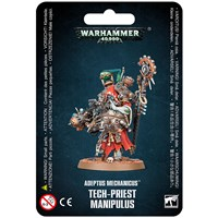 Adeptus Mechanicus Tech Priest Manipulus Warhammer 40K