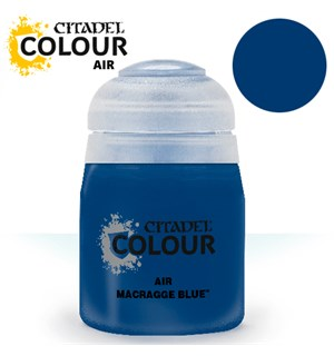 Airbrush Paint Macragge Blue 24ml Maling til Airbrush