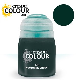 Airbrush Paint Nocturne Green 24ml Maling til Airbrush